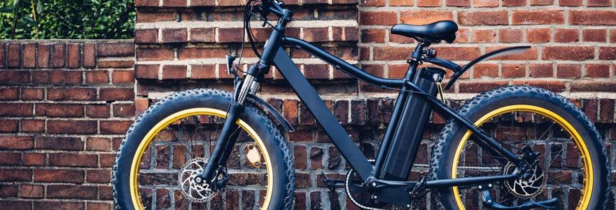 Vente de vélos français