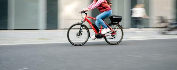 Vélo électrique speed bike